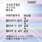 1月、7月株主優待:スバル興業(9632)