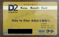 ケーヨー(8168)の株主優待