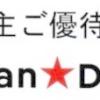 5月株主優待:キャンドゥ(2698)