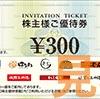 2月、8月株主優待:吉野家ホールディングス(9861)